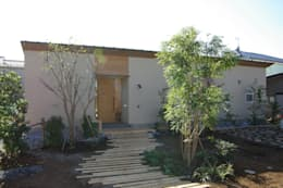 บ้านและที่อยู่อาศัย by 環境創作室杉