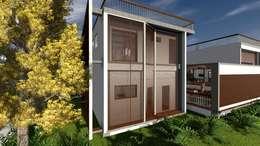 Casa-0 - Área íntima:   por Danyel Iglesias Lopes Arquitetura