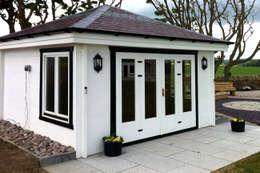 Jardines de estilo moderno por Garden Affairs Ltd