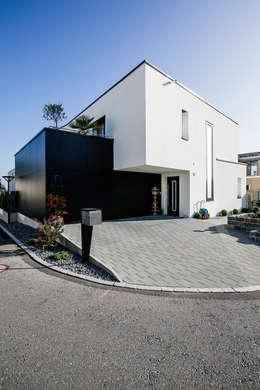 Maisons de style de style Moderne par Hunkeler Partner Architekten AG