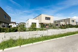 modern Houses by Hunkeler Partner Architekten AG
