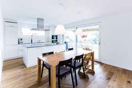 modern Living room by Hunkeler Partner Architekten AG