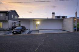 minimalistic Houses by 風景のある家.LLC
