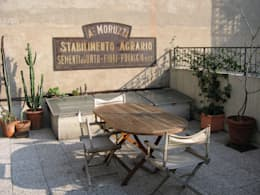 Terrazas de estilo  de studiodonizelli