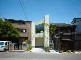 藤原・室 建築設計事務所의  주택