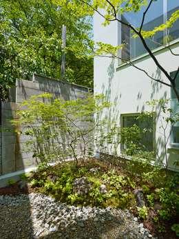 藤原・室 建築設計事務所의  정원
