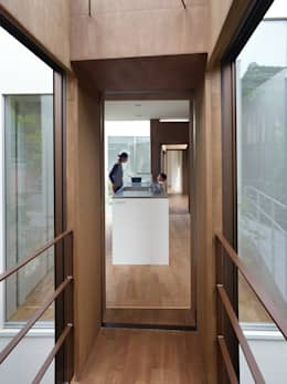 藤原・室 建築設計事務所의  주방