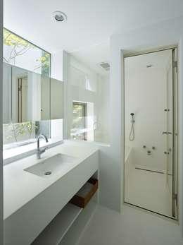 藤原・室 建築設計事務所의  화장실