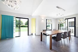 modern Dining room by O2 Concept Architecture