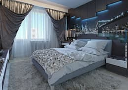 modern Bedroom by hq-design