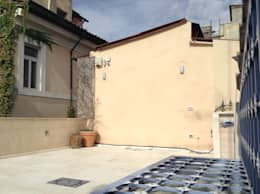 door Au dehors Studio. Architettura del Paesaggio