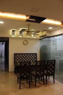 dining : classic Dining room by NCA  naresh chandwani & associates