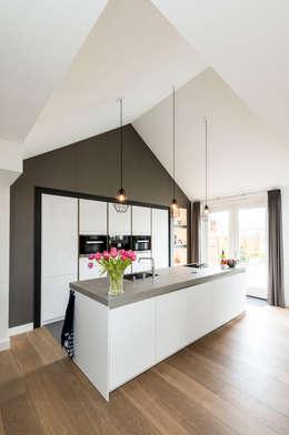 Projekty,  Kuchnia zaprojektowane przez Bas Suurmond Fotografie