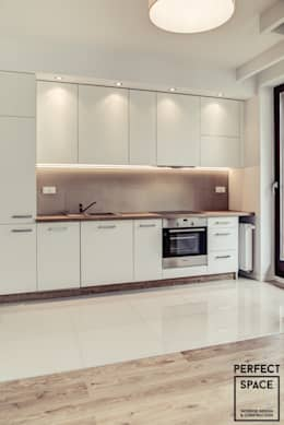 minimalistic Kitchen by Perfect Space