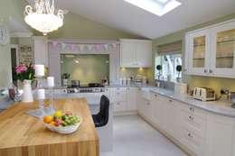 PTC Kitchens : modern tarz Mutfak