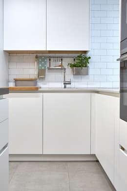 Cozinhas escandinavas por Dimensi-on