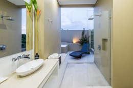 ห้องน้ำ by David Macias Arquitectura & Urbanismo
