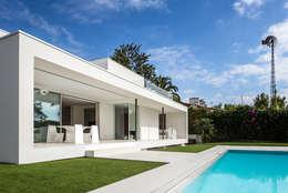 Projekty,  Basen zaprojektowane przez Simon Garcia | arqfoto
