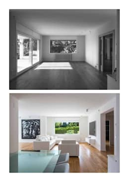 غرفة المعيشة تنفيذ Simon Garcia   arqfoto