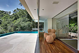 Patios & Decks by Lanza Arquitetos