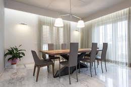 Appartamento Roma Quartiere Africano: Soggiorno in stile in stile Moderno di Paolo Fusco Photo