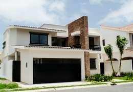 modern Houses by ARKOT arquitectura + construcción
