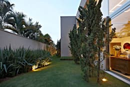 Сады в . Автор – Lanza Arquitetos
