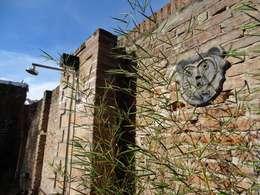 Casa MP: Jardines de estilo moderno por Prece Arquitectura