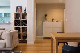 Ruang Keluarga by Traço Magenta - Design de Interiores