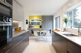 modern Kitchen by Paul Langston Interiors