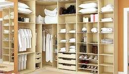 classic Dressing room by A definir - Obras e gestão de Imóveis - Unipessoal, Lda