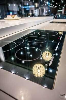 modern Kitchen by Hacker Kitchen