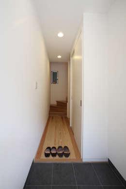 Koridor dan lorong by atelier m