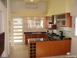 Dapur by Somos Arquitectura