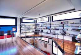 modern Study/office by MG&AG.ARQUITECTOS
