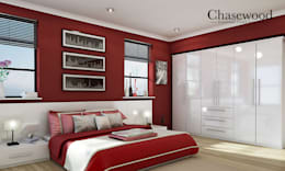 modern Bedroom by homify