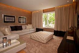modern Living room by Lana Rocha Interiores