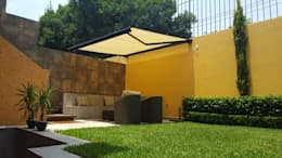 Balconies, verandas & terraces  by GAVIOTA MEXICO
