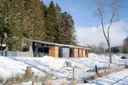 Дома в . Автор – Brown + Brown Architects