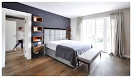 modern Bedroom by Heerwagen Design Consulting