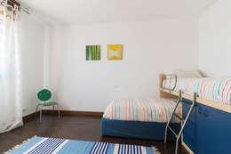 scandinavian Bedroom by Become a Home