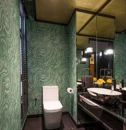 modern Bathroom by Design Intervention