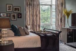 modern Bedroom by Design Intervention