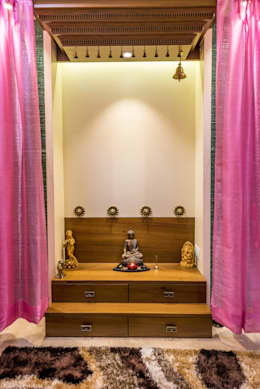 How to make a beautiful mandir at home - 10 perfect examples