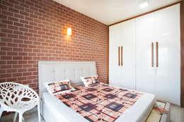 modern Bedroom by iSTUDIO Architecture