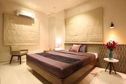 True Home: asian Bedroom by SPACEPLUS