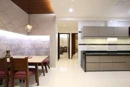 True Home: asian Kitchen by SPACEPLUS