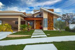 modern Houses by Daniele Galante Arquitetura