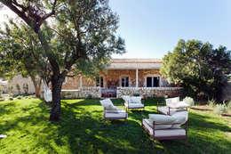 Jardines de estilo rural por BB Architettura del Paesaggio