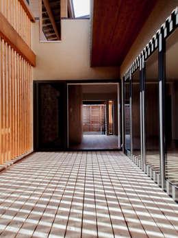 Terrace by AtelierorB